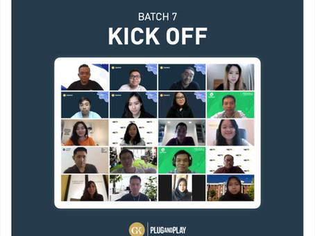 Konsisten Dukung Ekosistem Startup, Batch 7 Accelerator Program Dimulai!