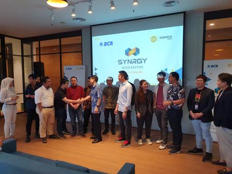 Gandeng GK-Plug and Play, Program SYNRGY Accelerator Batch 2 Siap Dimulai!