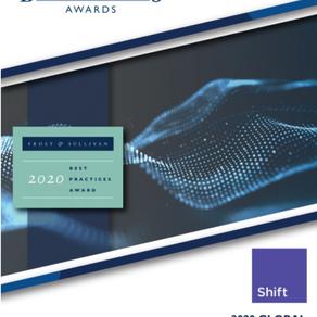 Shift Technology Got 2020 Global Claims Solutions for Insurance Market Leadership Award Winner