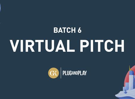 Manfaatkan Teknologi Ekosistem, GK-Plug and Play Adakan Final Pitch Batch 6 secara Virtual