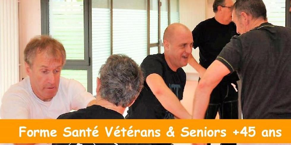 Forme Santé Vétérans & Seniors +45 ans