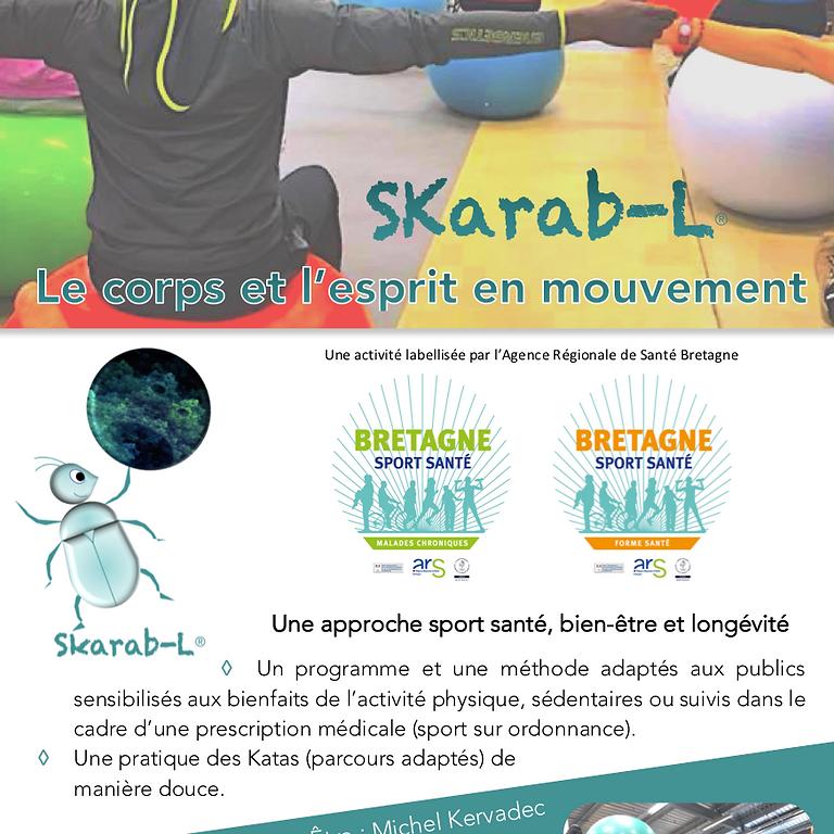 SKarab-L : le corps et l'esprit en mouvement