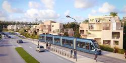 HAUT LEVEQUE_Pessac_arret tram