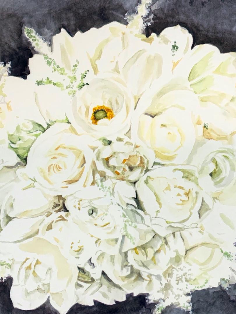 11x14 Watercolor $150