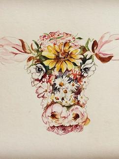 Flower farm 🐄