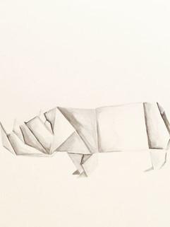 Origami Animals 🐪🦒🦏🕊