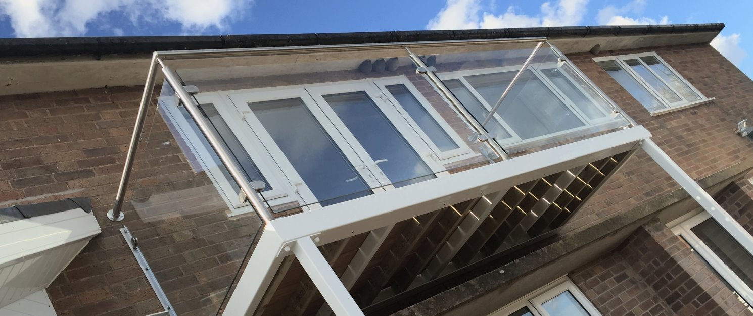 Our Most Cost Effective Affordable Balcony Package Including Installation Costs Anywhere In England Wales Can Be Found Here