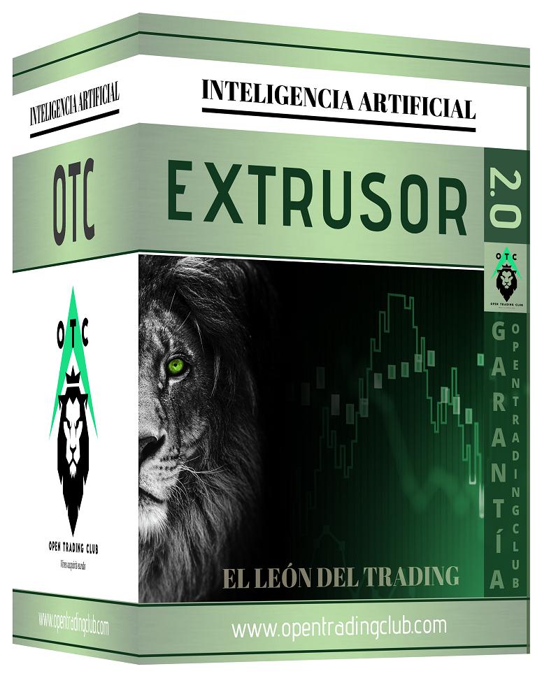 Robot de trading algorítmico automático forex