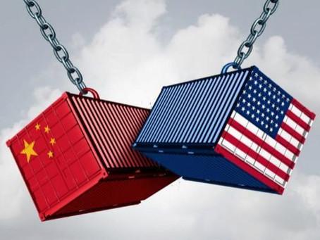 TRUMP Y SU INCESANTE GUERRA COMERCIAL CON CHINA