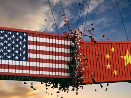CHINA Y TRUMP; GUERRA COMERCIAL