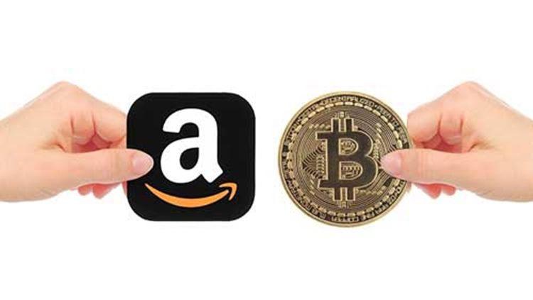 paga en amazon con bitcoin criptomoneda
