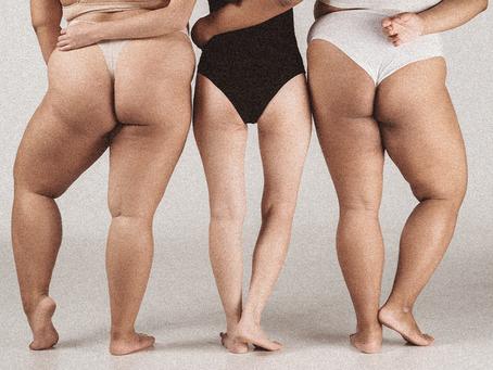你有否討厭過自己的身體?——關於Body Positivity (身體自愛)