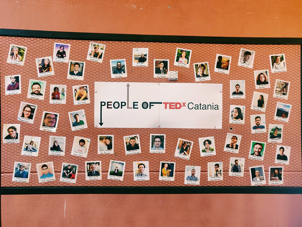 TEDxCatania - Il team
