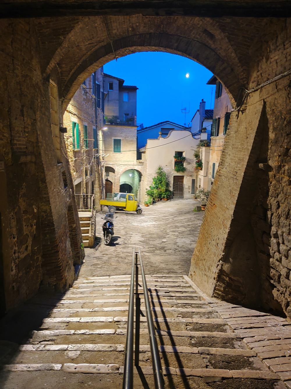 Via della Viola, Perugia, Umbria