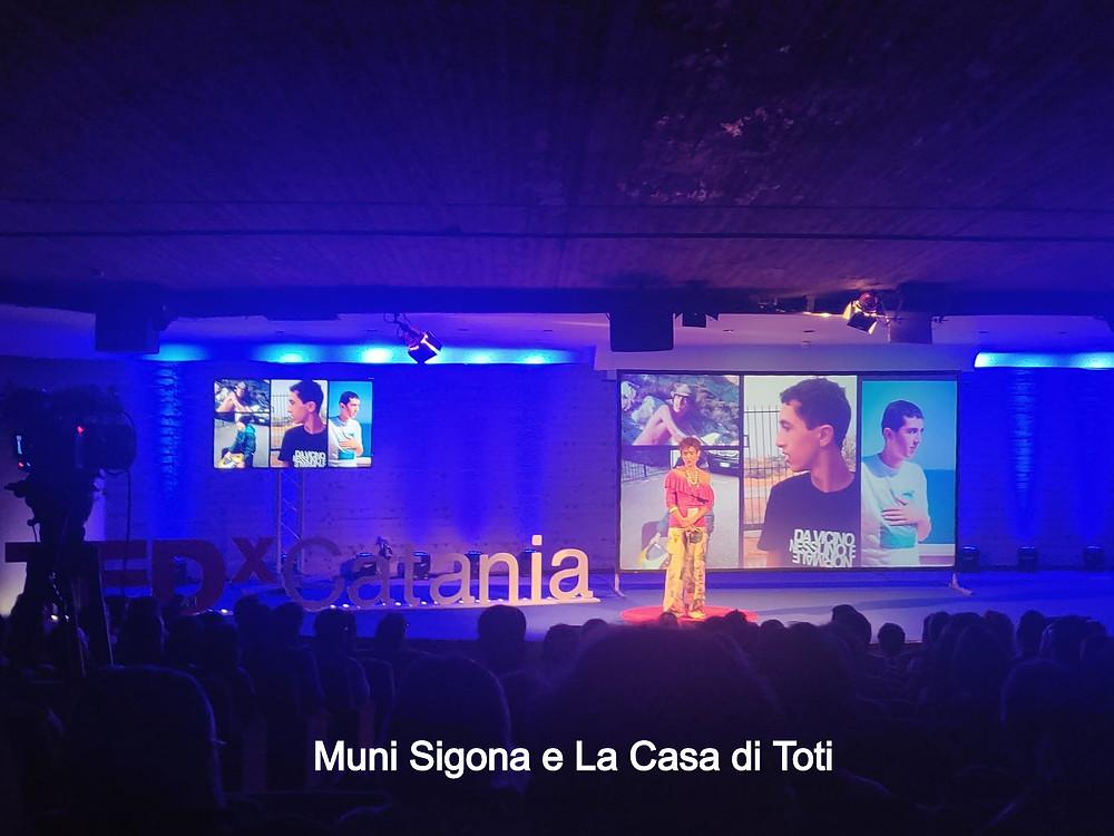 TEDxCatania - Muni Sigona e La Casa di Toti