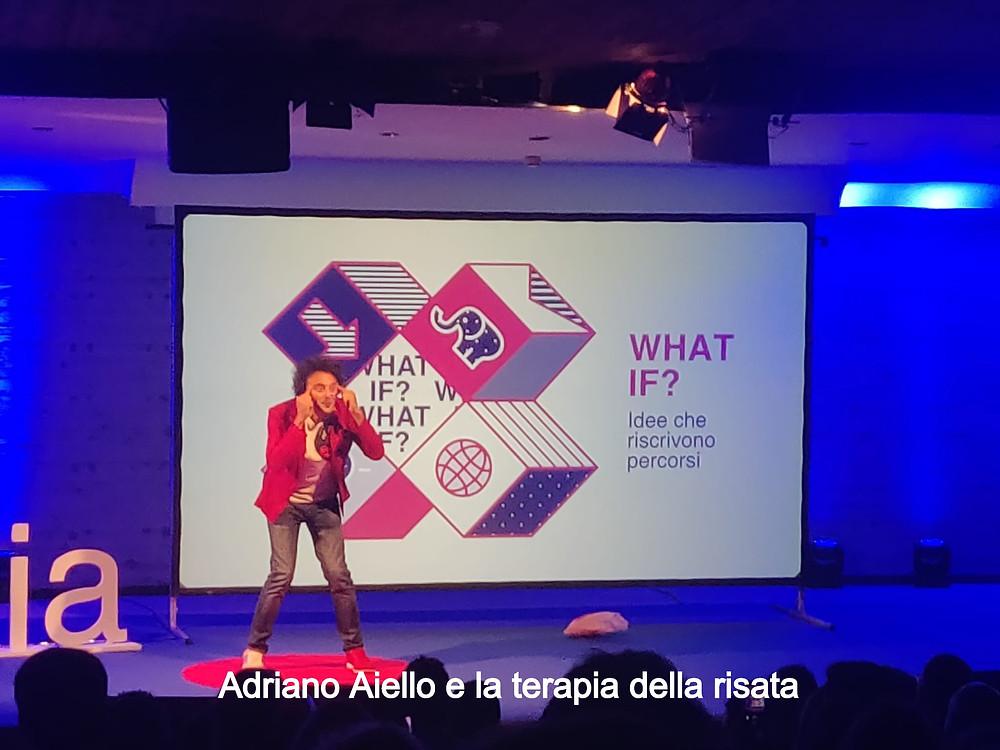 TEDxCatania - Adriano Aiello