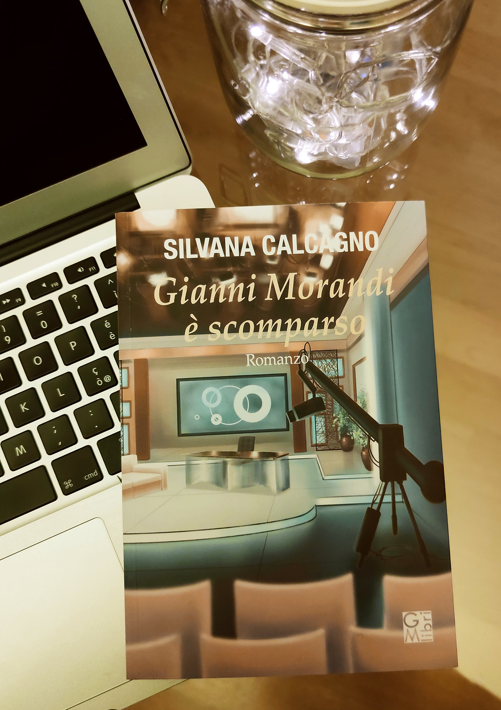 Gianni Morandi è scomparso di Silvana Calcagno edito da GM Libri
