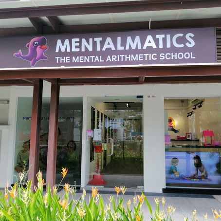 Mentalmatics Punggol is officially open!