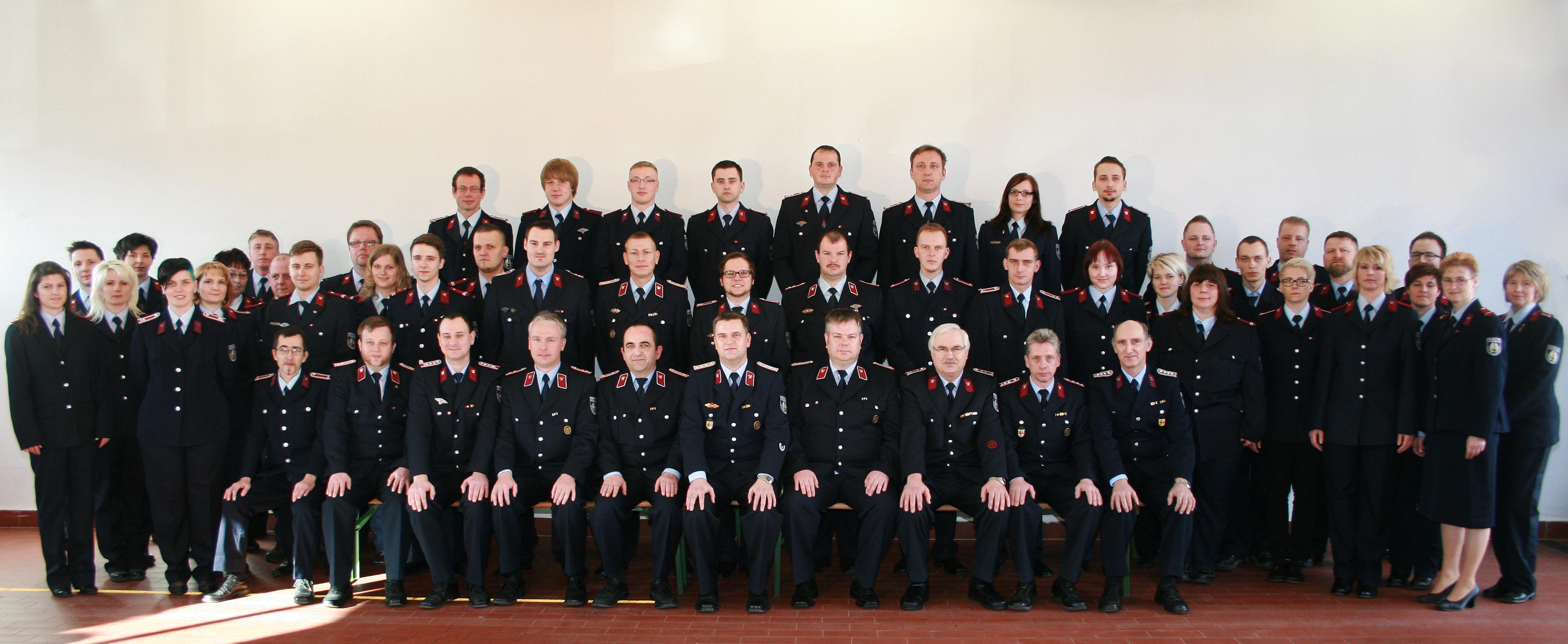 Einsatzkräfte 2014