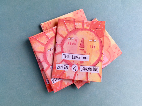 The Love of Zines and Journaling
