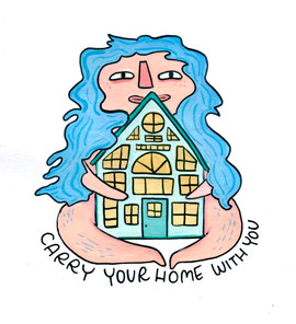 Carry Your Home With You