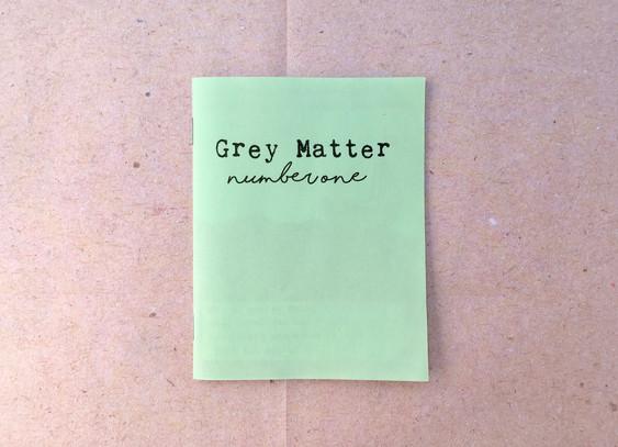 Grey Matter #1