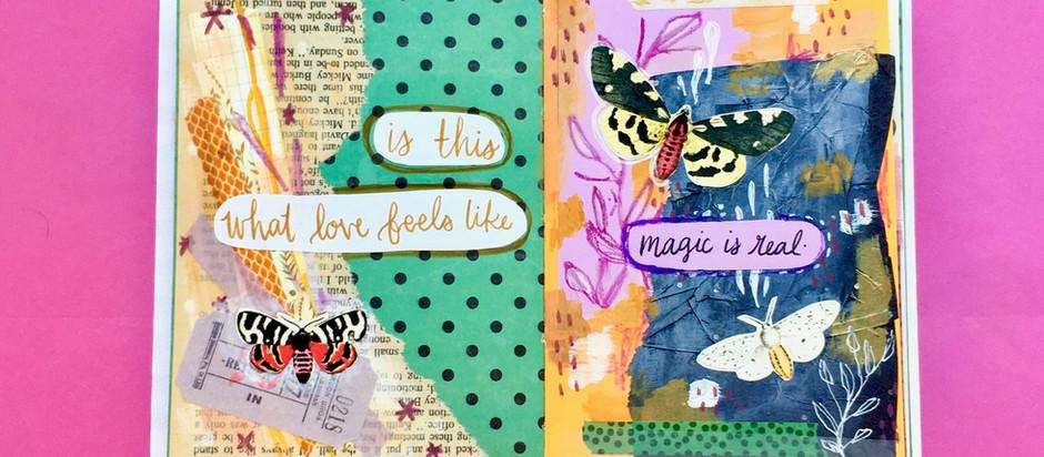 October Art Journal!