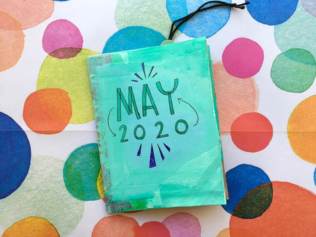 May Art Journal!