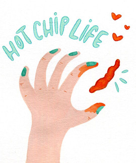 Hot Chip Life