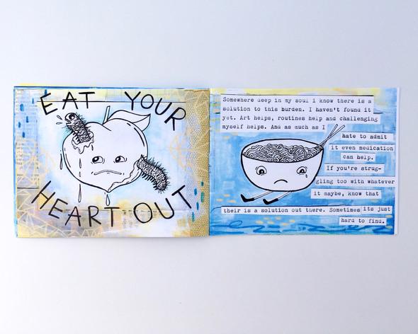Achy Hearts Make Werid Art #1