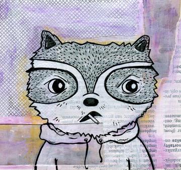 Charismatic Raccoon