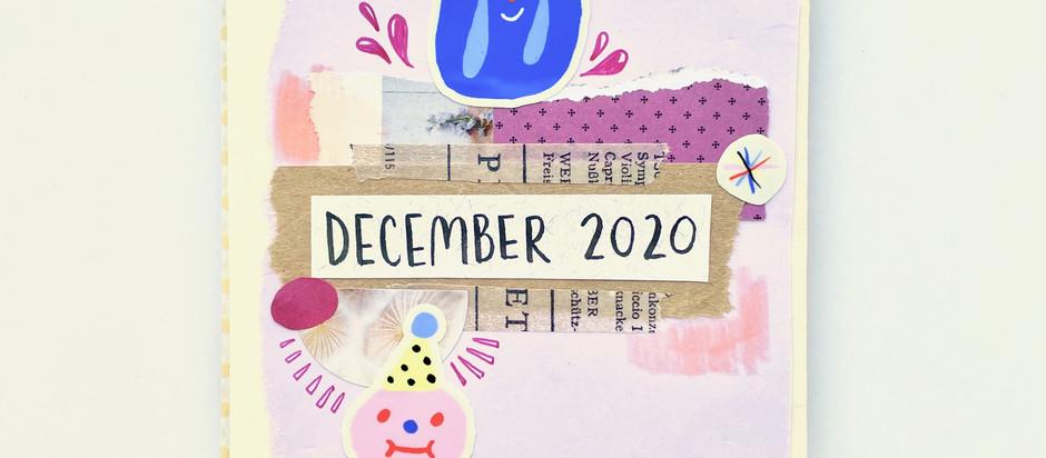 December Art Journal