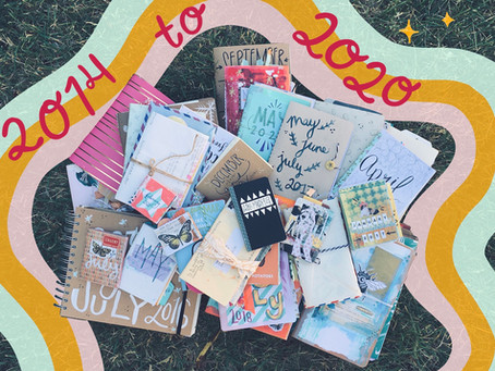 You Should Probably Start Art Journaling.