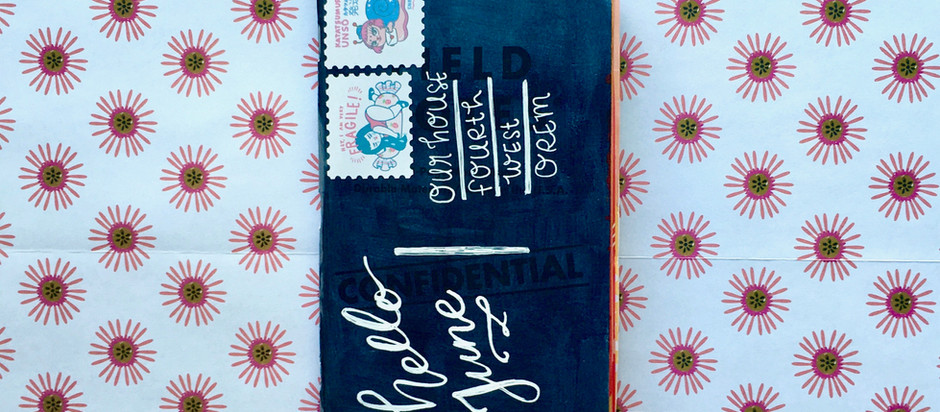 June Art Journal!