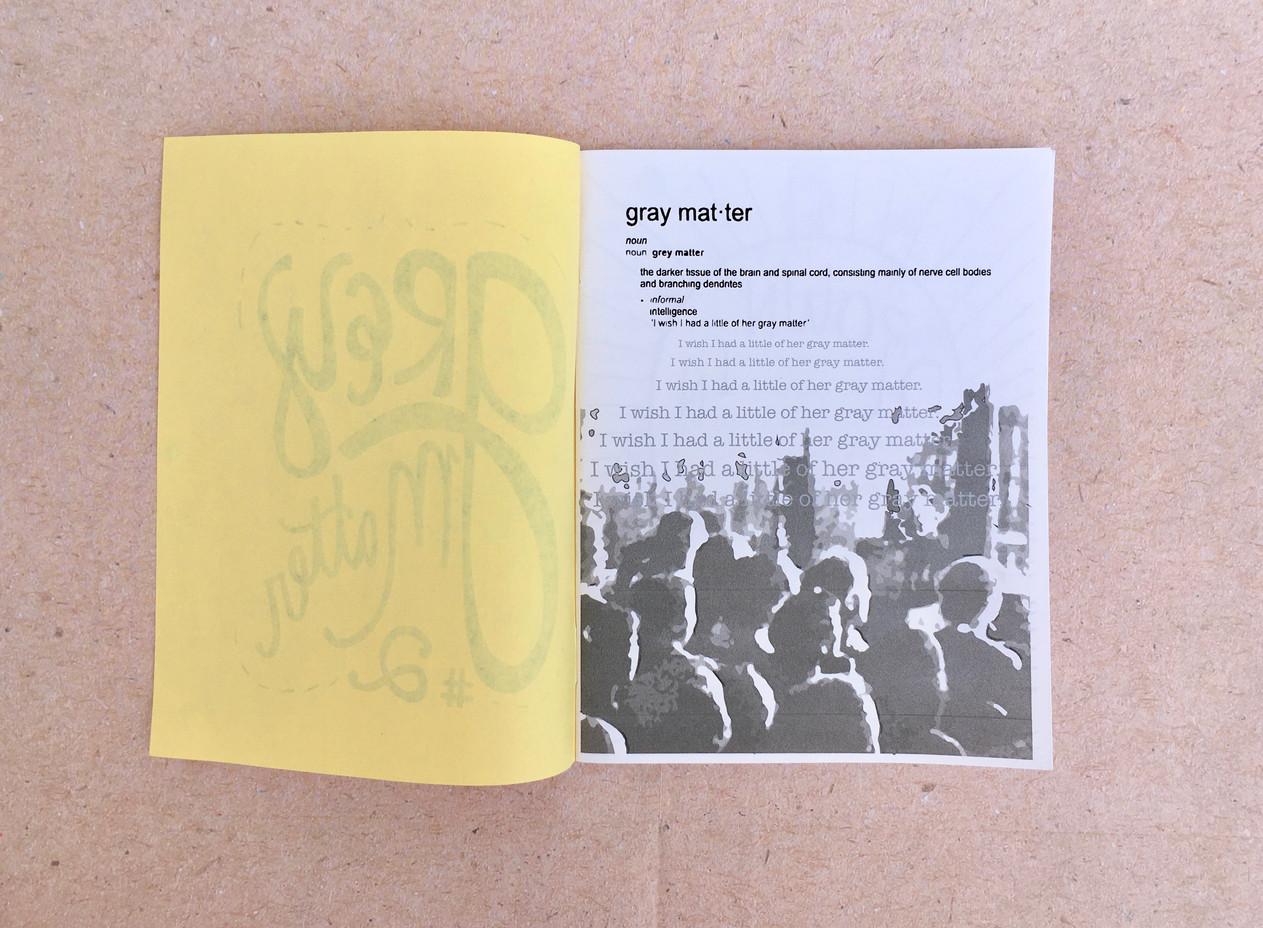 Grey Matter #2