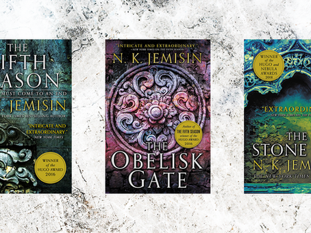 Current Reads: The Broken Earth Trilogy