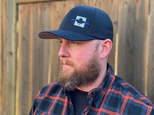 Thin Blue Line Flexfit Hat