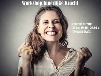 Vergroot je Innerlijke Kracht: GRATIS Workshop!