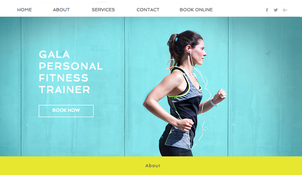 Health & Wellness Website Templates | Wix - 2