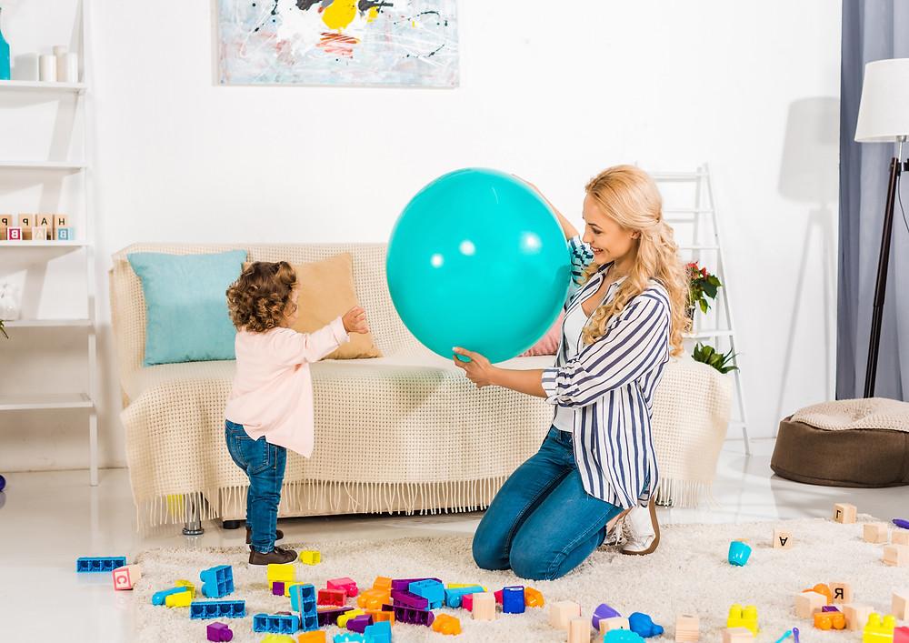 """Старт исследования """"Оценка детско-родительского взаимодействия"""""""