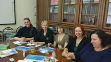 Встреча в ФГБНУ «Институт изучения детства, семьи и воспитания РАО
