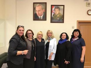 Знакомство с уникальной организацией -  Пансионом воспитанниц Министерства обороны РФ