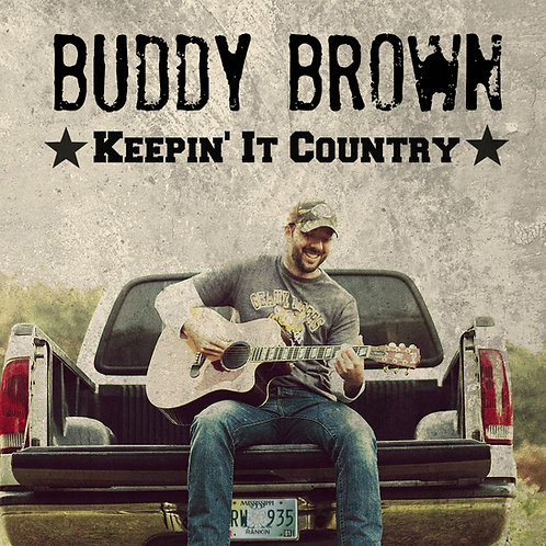 Keepin' It Country  (Autographed)