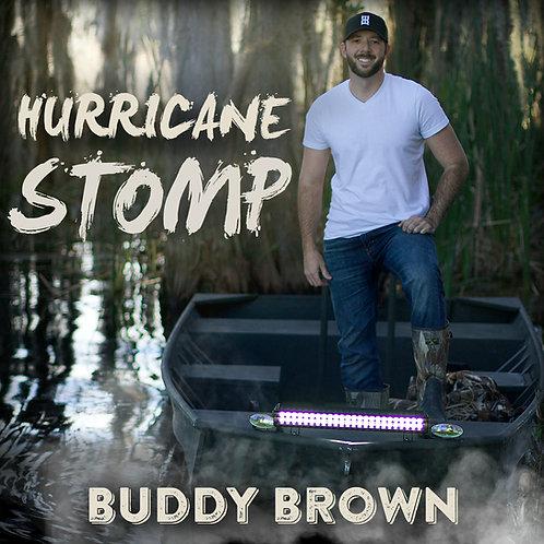 Hurricane Stomp (Autographed)
