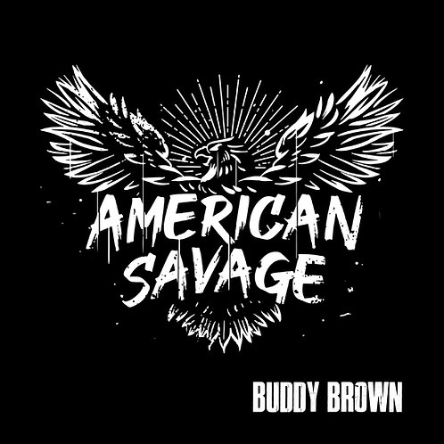 """SIGNED COPY OF """"American Savage"""""""