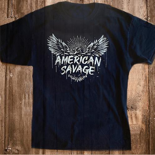 American Savage Tee