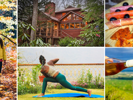 Early Bird Registration for Fall Yoga Retreat