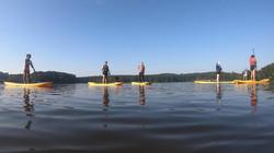 Paddle tribe