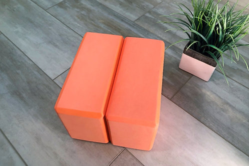 Coral Blocks (set of 2)
