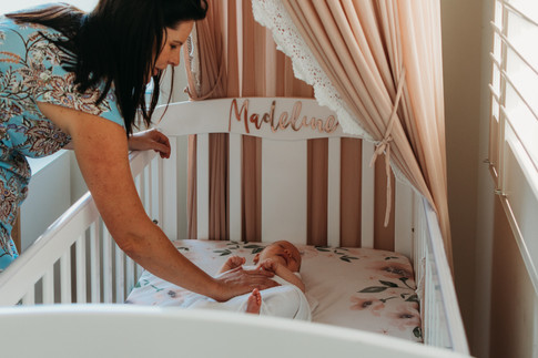 Newborn Lifestyle In-home